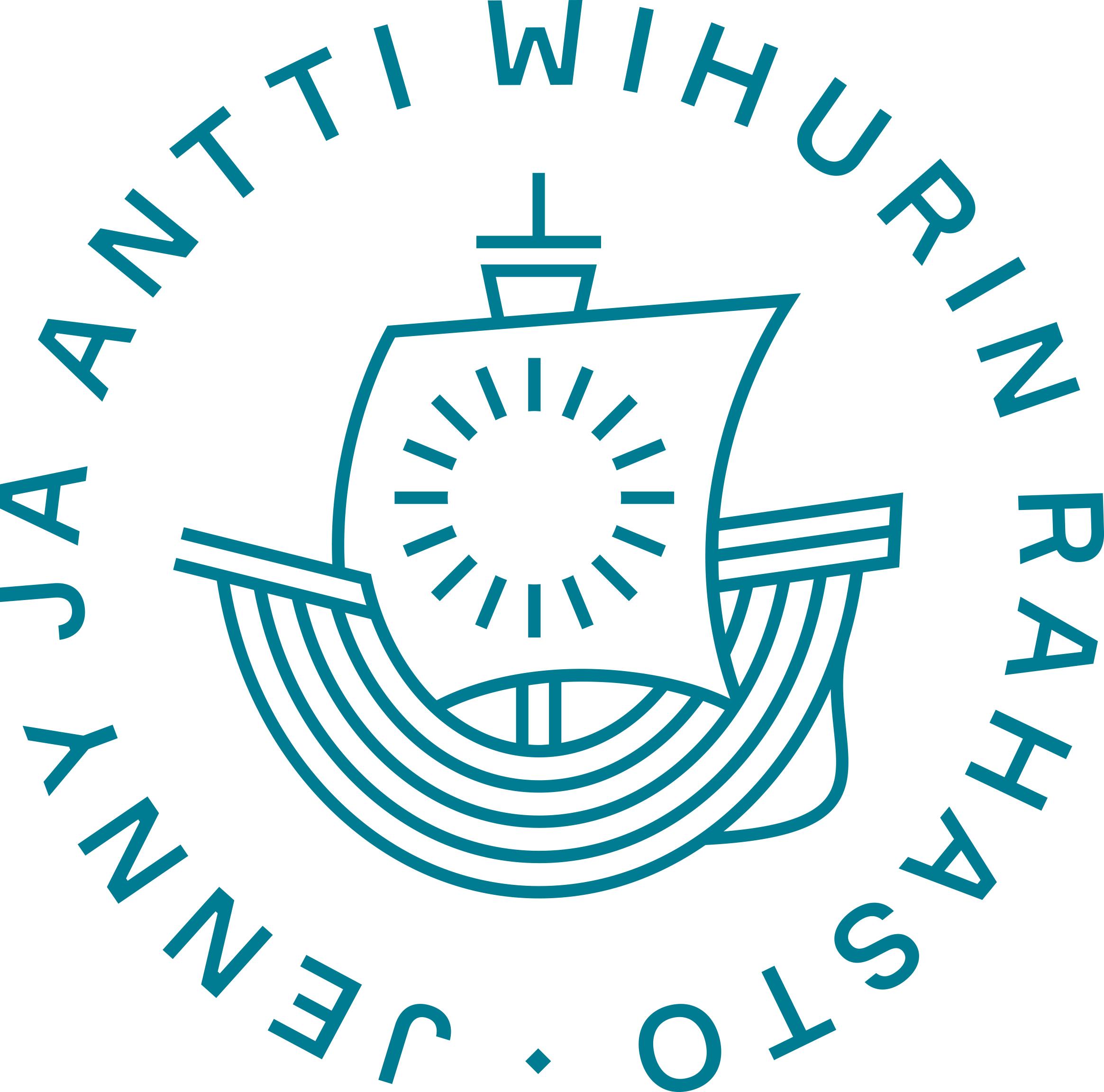 Jenni ja Antti Wihurin säätiön logo